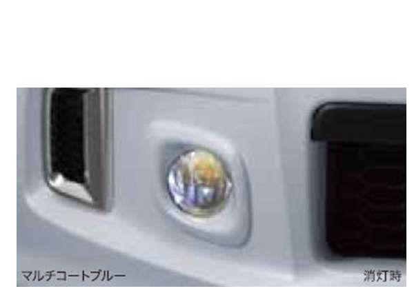 『フリードスパイク』 純正 GP3 ハロゲンフォグライト(クリア) 本体のみ ※取付アタッチメント、ガーニッシュは別売 パーツ ホンダ純正部品 フォグランプ 補助灯 霧灯 FREED オプション アクセサリー 用品