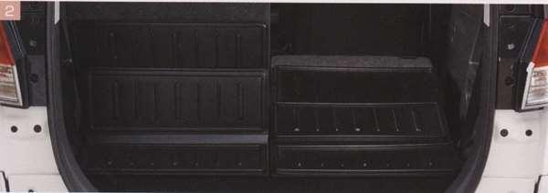 『デリカD:2』 純正 MB15S ラゲッジトレイ パーツ 三菱純正部品 DELICA オプション アクセサリー 用品