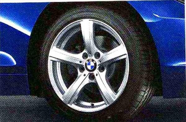 Z4 パーツ スタースポーク・スタイリング290 ホイール単体 8J×17 BMW純正部品 LL20 LM30 LM35 オプション アクセサリー 用品 純正 送料無料