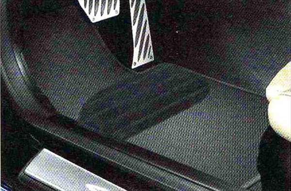 Z4 パーツ プログレッシブ・フロア・マット・セット BMW純正部品 LL20 LM30 LM35 オプション アクセサリー 用品 純正 マット