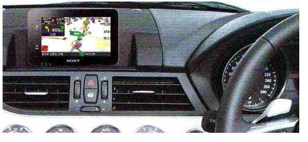 Z4 パーツ PNDナピゲーション・パッケージ SONY製 BMW純正部品 LL20 LM30 LM35 オプション アクセサリー 用品 純正 送料無料