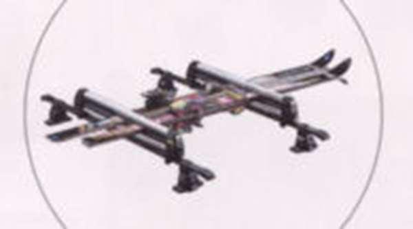 『アイ』 純正 HA1W HA3W スノー&スノーボードアタッチメント(平積みロング) パーツ 三菱純正部品 キャリア別売り オプション アクセサリー 用品