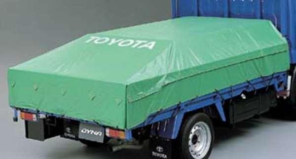 『ダイナ、トヨエース(1t)』 純正 KDY221 TRY220 KDY27 (タイプ3) 積荷シート パーツ トヨタ純正部品 荷台シート トラック dyna オプション アクセサリー 用品