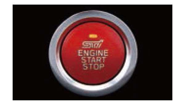 『WRX STI』 純正 VAB STI プッシュエンジンスイッチ パーツ スバル純正部品 オプション アクセサリー 用品