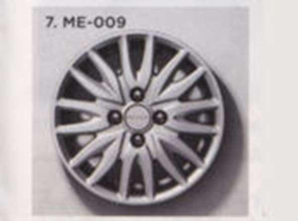『NBOX』 純正 JF1 JF2 14インチ アルミホイール ME-009 1本からの販売 パーツ ホンダ純正部品 安心の純正品 オプション アクセサリー 用品