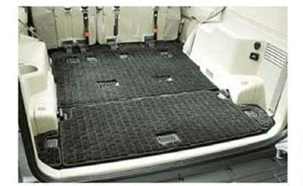 『パジェロ』 純正 V98W ラゲッジマット(スタンダード) パーツ 三菱純正部品 ラゲージマット 荷室マット 滑り止め PAJERO オプション アクセサリー 用品