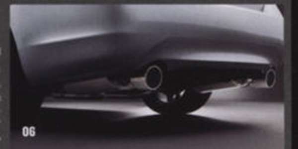 『フーガ』 純正 KY51 Y51 KNY51 nismo S-tuneスポーツマフラー(オールステンレス製・テールチューブ径:117φ) パーツ 日産純正部品 排気 パワーアップ 重低音 fuga オプション アクセサリー 用品