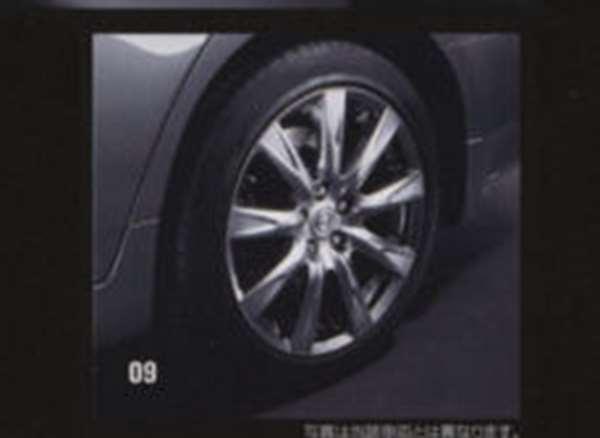 55%以上節約 『フーガ』 純正 KY51 用品 Y51 『フーガ』 KNY51 純正 レイズ製18インチアルミホイール(クロームカラーコート)1台分 18×8J、インセット43 パーツ 日産純正部品 安心の純正品 fuga オプション アクセサリー 用品, SUTEKI雑貨 アイセン:55051136 --- yatenderrao.com