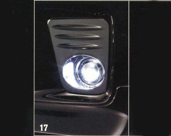 『セレナ』 純正 C26 LEDフォグランプ フォグランプ付車用 パーツ 日産純正部品 フォグライト 補助灯 霧灯 SERENA オプション アクセサリー 用品