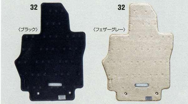 瑟琳娜可选配件,日产真正零件真正 C26 地板地毯部分