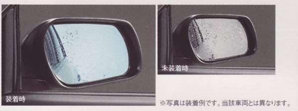 『MPV』 純正 LY3P ブルーミラー(撥水)ヒーテッドドアミラー無車用 パーツ マツダ純正部品 オプション アクセサリー 用品