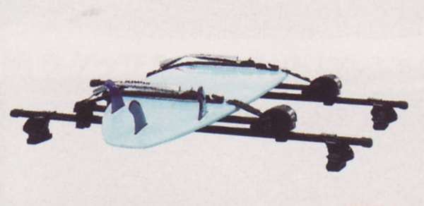 『MPV』 純正 LY3P サーフボードアタッチメント アタッチメントのみ本体は別売 パーツ マツダ純正部品 キャリア別売り オプション アクセサリー 用品
