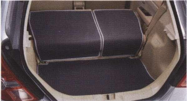 『ティーダ』 純正 C11 NC11 ラゲッジフルカバー(防水タイプ) パーツ 日産純正部品 ラゲージシート ラゲッジシート ラゲージカバー TIIDA オプション アクセサリー 用品