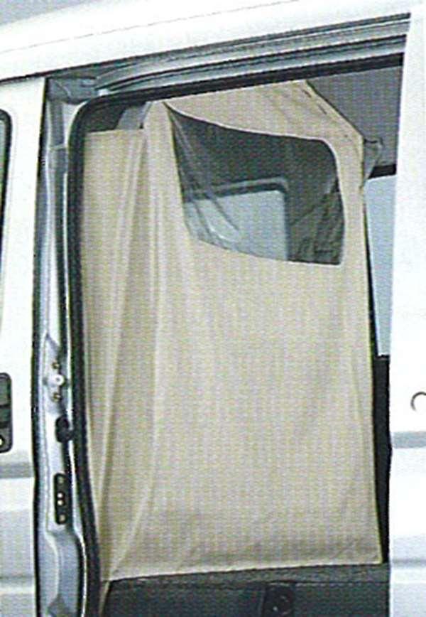 『アクティ』 純正 HA6 HA7 セパレートカーテン パーツ ホンダ純正部品 acty オプション アクセサリー 用品