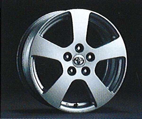 『ノア』 純正 ZRR75 アルミホイールスタンダード 1本のみ 16インチ パーツ トヨタ純正部品 noa オプション アクセサリー 用品