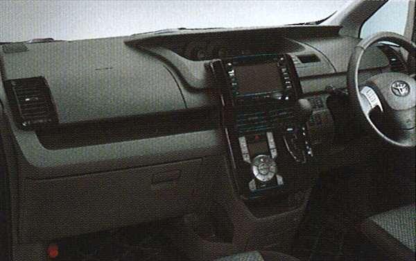 『ノア』 純正 ZRR75 インテリアパネルブラック パーツ トヨタ純正部品 内装パネル noa オプション アクセサリー 用品