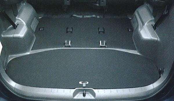 『ノア』 純正 ZRR75 ロングラゲージマット パーツ トヨタ純正部品 ラゲッジマット トランクマット 滑り止め noa オプション アクセサリー 用品