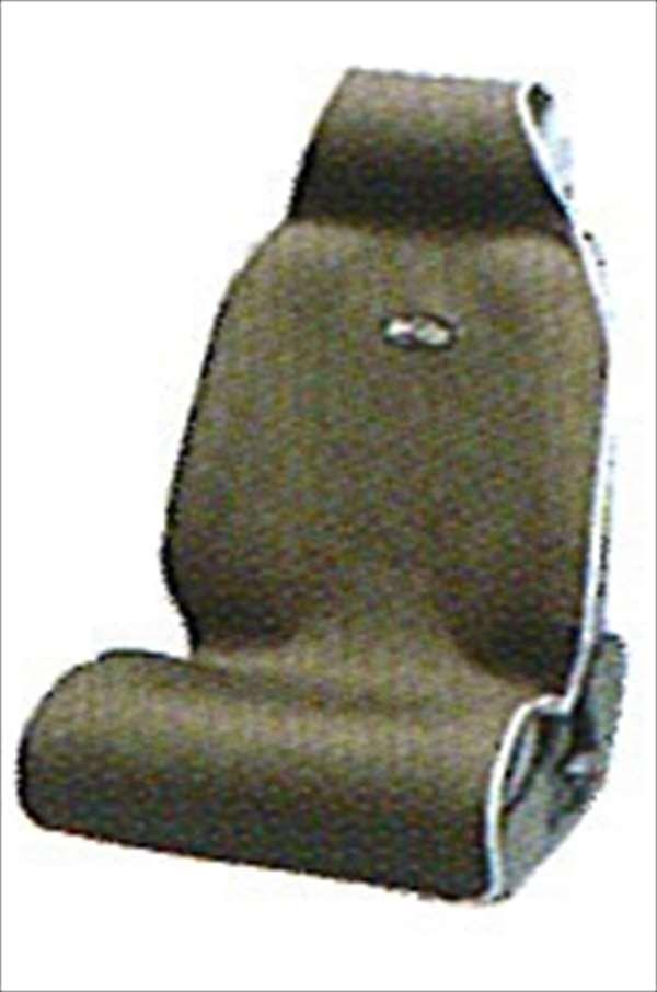 『ノア』 純正 ZRR75 シートエプロン1枚グレー パーツ トヨタ純正部品 汚れから保護 セミシートカバー noa オプション アクセサリー 用品