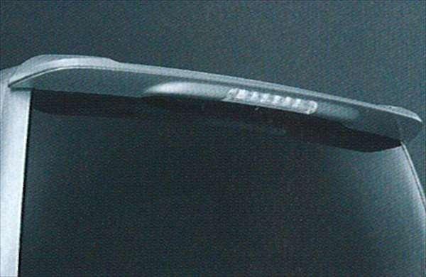 『ヴォクシー』 純正 ZRR70 ZRR75 リヤスポイラー パーツ トヨタ純正部品 voxy オプション アクセサリー 用品