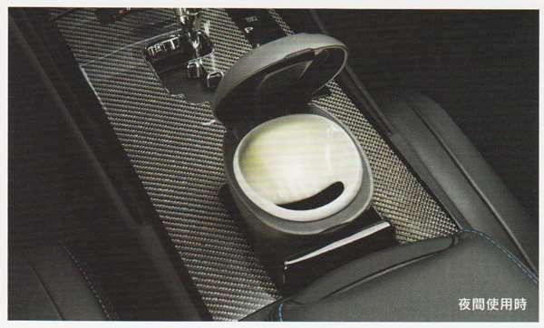 IS F パーツ 灰皿(プレミアム) レクサス純正部品 USE20 オプション アクセサリー 用品 純正 灰皿