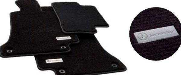 『GLCクラス』 純正 DBA LDA DLA CBA フロアマットプレミアム パーツ ベンツ純正部品 フロアカーペット カーマット カーペットマット オプション アクセサリー 用品
