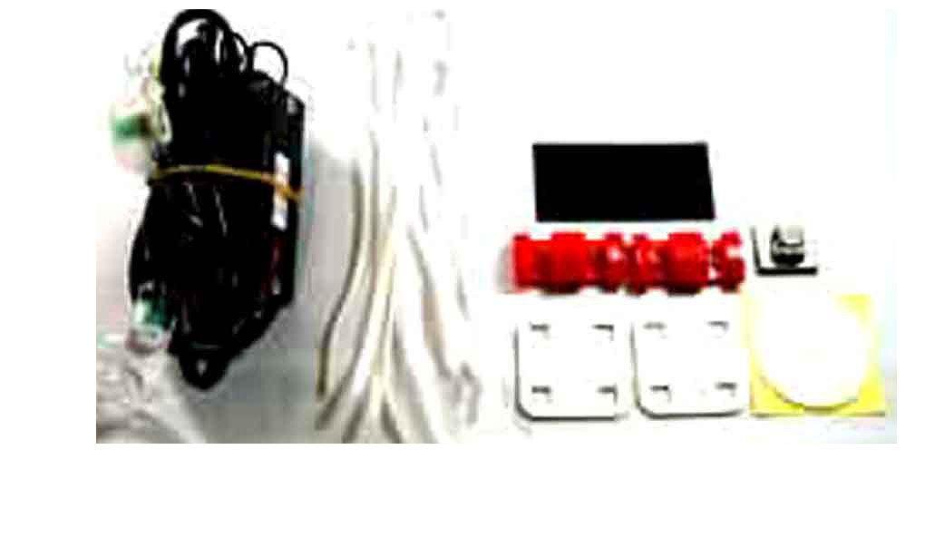 『シボレーMW』 純正 ME34 イグニッションキー照明+フロアイルミネーションセット パーツ スズキ純正部品 照明 明かり ライト Chevroletmw オプション アクセサリー 用品