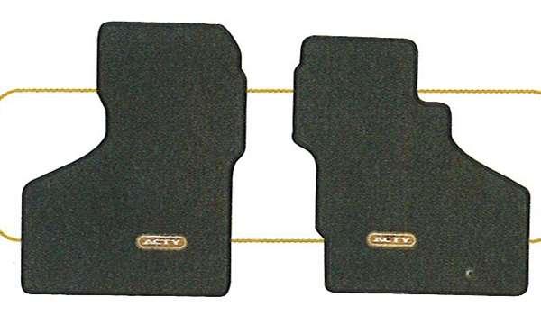 『アクティ』 純正 HH5 HH6 HA6 HH7 フロアカーペットマット(ベーシック) フロント/リア用セット パーツ ホンダ純正部品 フロアカーペット カーマット カーペットマット acty オプション アクセサリー 用品
