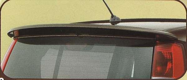 『MRワゴン』 純正 MF22 ルーフエンドスポイラー パーツ スズキ純正部品 ルーフスポイラー リアスポイラー mrwagon オプション アクセサリー 用品