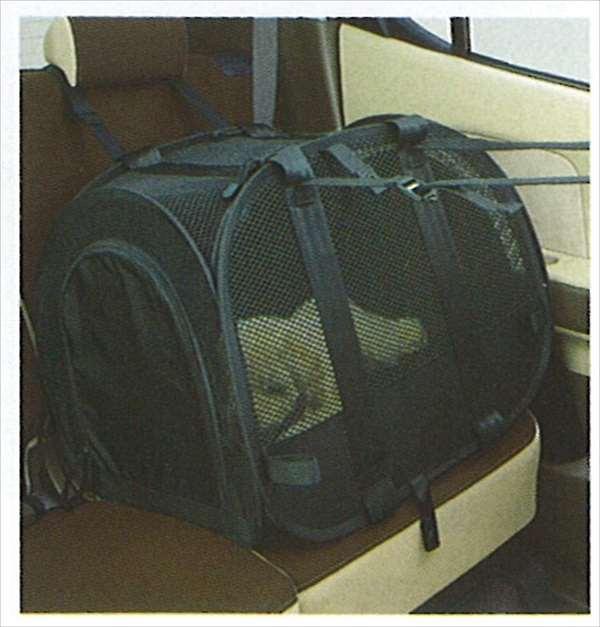 『MRワゴン』 純正 MF22 ペットキャリア パーツ スズキ純正部品 ゲージ バスケット ペットキャリー mrwagon オプション アクセサリー 用品
