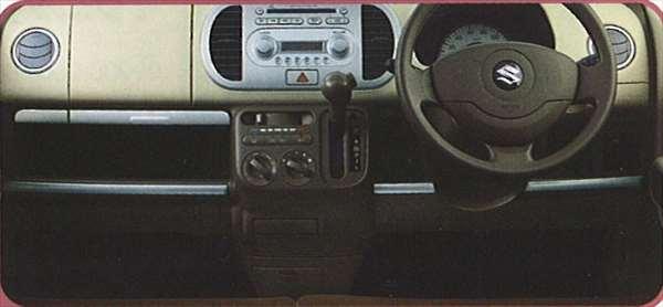『MRワゴン』 純正 MF22 インパネガーニッシュ パーツ スズキ純正部品 内装パネル 飾り ドレスアップ 内装パネル 飾り ドレスアップ mrwagon オプション アクセサリー 用品