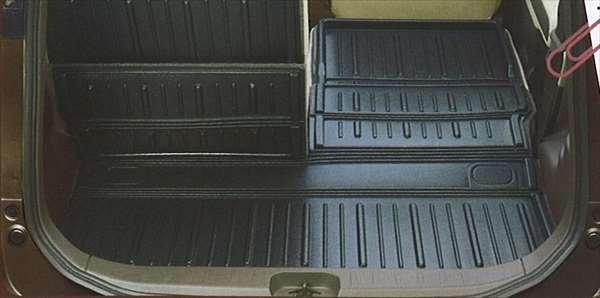 『MRワゴン』 純正 MF22 ラゲッジトレイ(シート背裏あり) パーツ スズキ純正部品 mrwagon オプション アクセサリー 用品