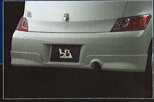 『bB』 純正 QNC21 リヤバンパースポイラー パーツ トヨタ純正部品 オプション アクセサリー 用品
