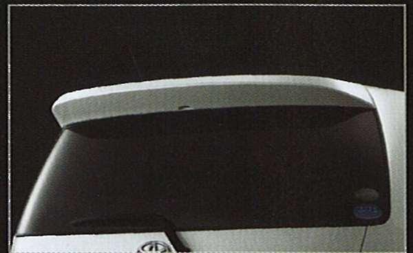 『bB』 純正 QNC21 リヤスポイラー パーツ トヨタ純正部品 オプション アクセサリー 用品