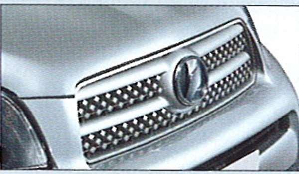 『ラブ4』 純正 ACA31 カラードグリル パーツ トヨタ純正部品 rav4 オプション アクセサリー 用品