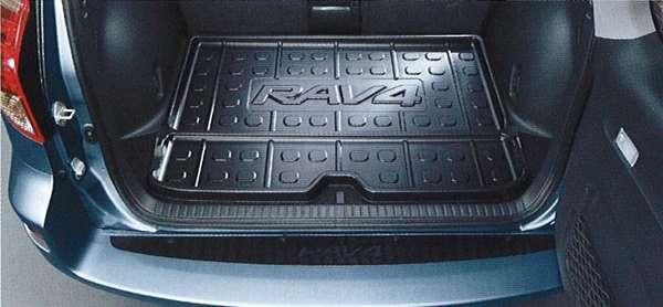 『ラブ4』 純正 ACA31 ラゲージトレイ パーツ トヨタ純正部品 rav4 オプション アクセサリー 用品