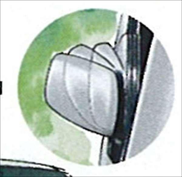『ソリオ』 純正 MA34 リモート格納ミラー&オートドアロックシステム パーツ スズキ純正部品 solio オプション アクセサリー 用品
