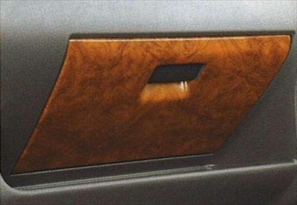 『ソリオ』 純正 MA34 ウッド調グローブボックスパネル パーツ スズキ純正部品 ウッド 木目 solio オプション アクセサリー 用品