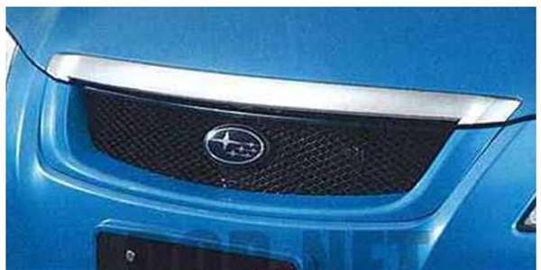 exi005 『エクシーガ』 純正 YA4 YA5 フロントグリル パーツ スバル純正部品 exiga オプション アクセサリー 用品