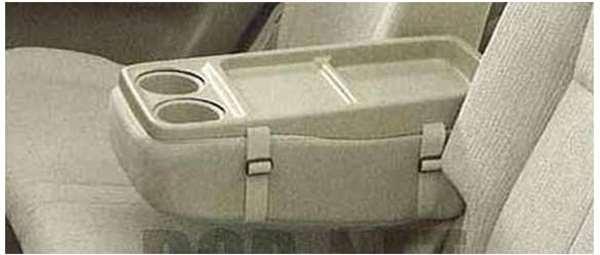 『エクシーガ』 純正 YA4 YA5 アームレストテーブル(アイボリー) パーツ スバル純正部品 exiga オプション アクセサリー 用品