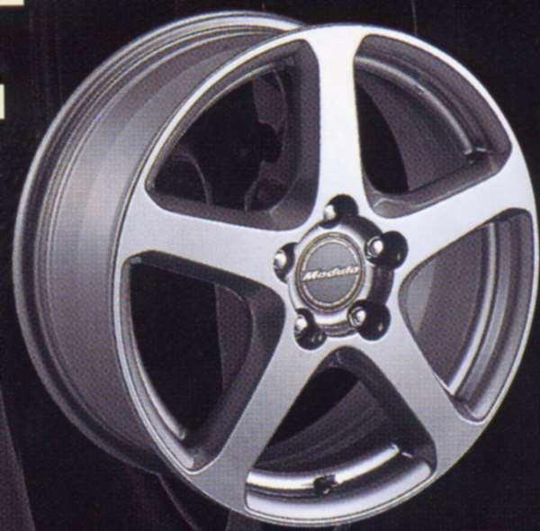 『S2000』 純正 ABA-AP1 アルミホイール 1本のみ ユーロパフォーマンスR5 リヤ用 パーツ ホンダ純正部品 安心の純正品 オプション アクセサリー 用品