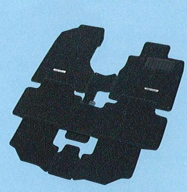 『ストリーム』 純正 RN1 RN2 RN3 RN4 RN5 フロアカーペットマット(2) パーツ ホンダ純正部品 フロアカーペット カーマット カーペットマット stream オプション アクセサリー 用品