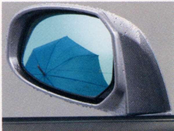 『ステップワゴン』 純正 RG1 RG2 アクアクリーンミラー(親水式ドアミラー) パーツ ホンダ純正部品 水滴 視界 ブルー STEPWGN オプション アクセサリー 用品