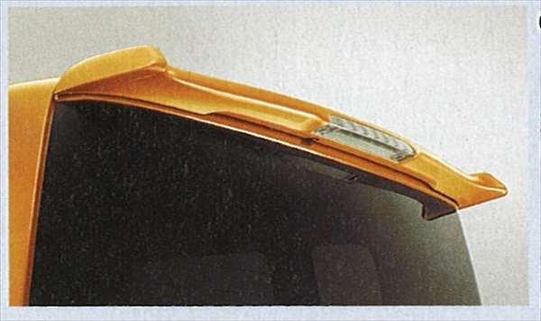 『タント』 純正 L350 大型バックドアスポイラー パーツ ダイハツ純正部品 ルーフスポイラー リアスポイラー リヤスポイラー tanto オプション アクセサリー 用品
