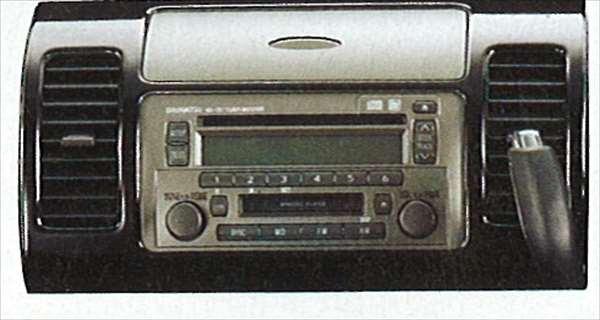 『タント』 純正 L350 ピアノブラック調インパネアッパーパネル パーツ ダイハツ純正部品 内装パネル ドレスアップ tanto オプション アクセサリー 用品