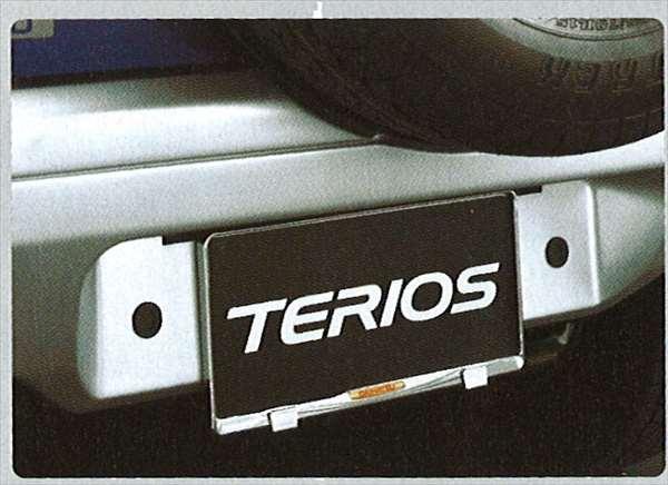 『テリオス』 純正 J131 バックソナー パーツ ダイハツ純正部品 terios オプション アクセサリー 用品