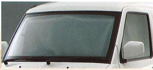 『タウンボックス』 純正 U61W カーテンフロントブラインド パーツ 三菱純正部品 TOWNBOX オプション アクセサリー 用品
