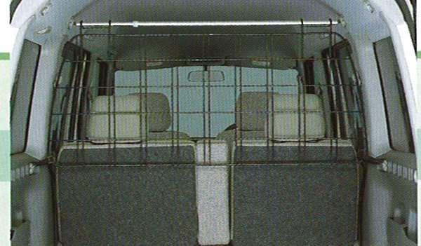 『タウンボックス』 純正 U61W パーティションネット パーツ 三菱純正部品 TOWNBOX オプション アクセサリー 用品