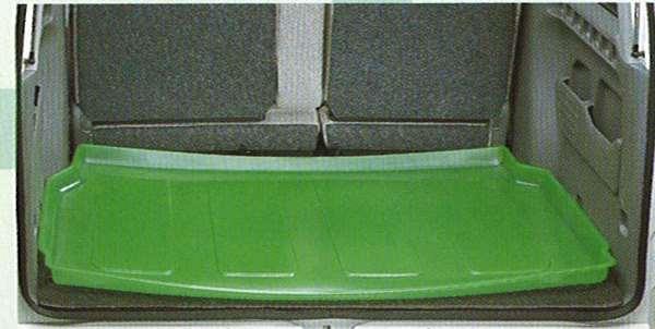 『タウンボックス』 純正 U61W ラゲッジトレイ パーツ 三菱純正部品 TOWNBOX オプション アクセサリー 用品