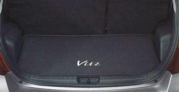 『ヴィッツ』 純正 SCP90 ラゲージソフトトレイ パーツ トヨタ純正部品 vitz オプション アクセサリー 用品