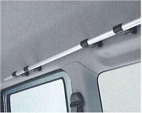 atwagon017 『アトレー』 純正 S320G アッパーシステムレール パーツ ダイハツ純正部品 atrai オプション アクセサリー 用品